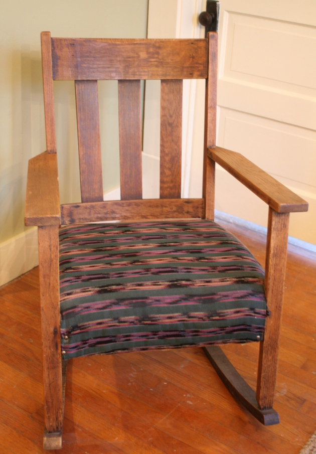 Child S Mission Style Rocking Chair Plans Plans Diy How