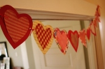 Heart Bunting Tutorial