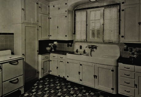1930s kitchen appliances