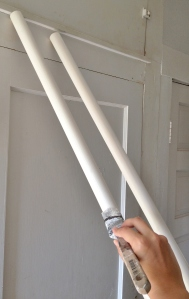 Diy Curtain Panel Tutorial The Rescued Home